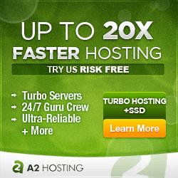 a2 web hosting