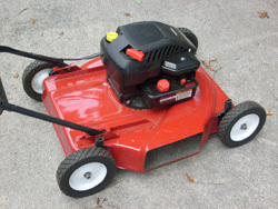 my lawn mower