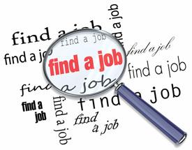 help finding a job