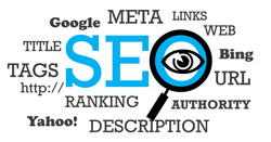 traffic with SEO