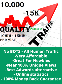 get affordable traffic