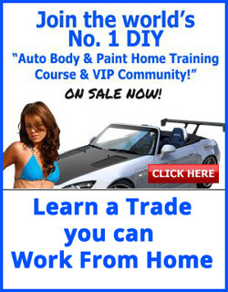 learn auto body and paint as a trade