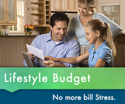 save money with lifestyle budget software