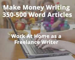 how to make money writing articles